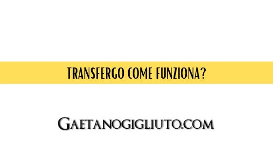 TRANSFERGO COME FUNZIONA